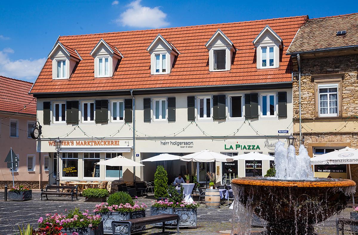 Wohngemeinschaft in Gau-Algesheim